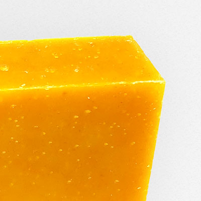 Tangerine in all-natural Bar Soap